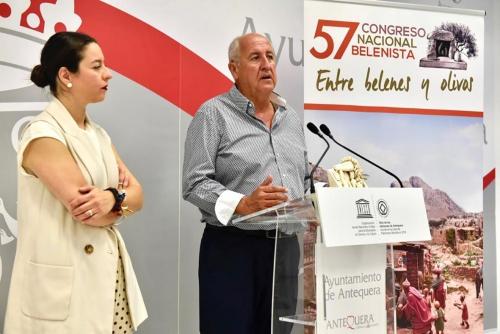 Presentación 57 Congreso Nacional Belenista
