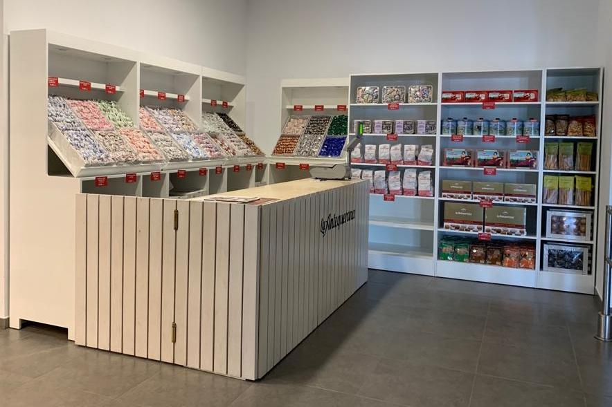 mantecados Antequerana tienda Museo Arte Belenista Mollina