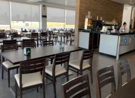 restaurante cafetería Museo Arte Belenista Mollina