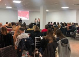 Jornada Vivir Patrimonio - reunión docentes