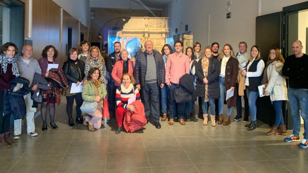 Jornada Vivir Patrimonio - visita museo
