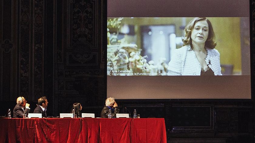 vídeo Museo Arte Belenista Congreso Nápoles