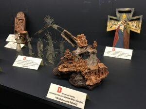 Ejemplos de belenes del mundo en el Museo Internacional de Arte Belenista